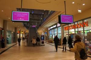 MaxPaxx Shopping-TV Berliner Freiheit, Bremen innen