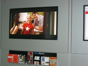 UNICARDS Info-TV